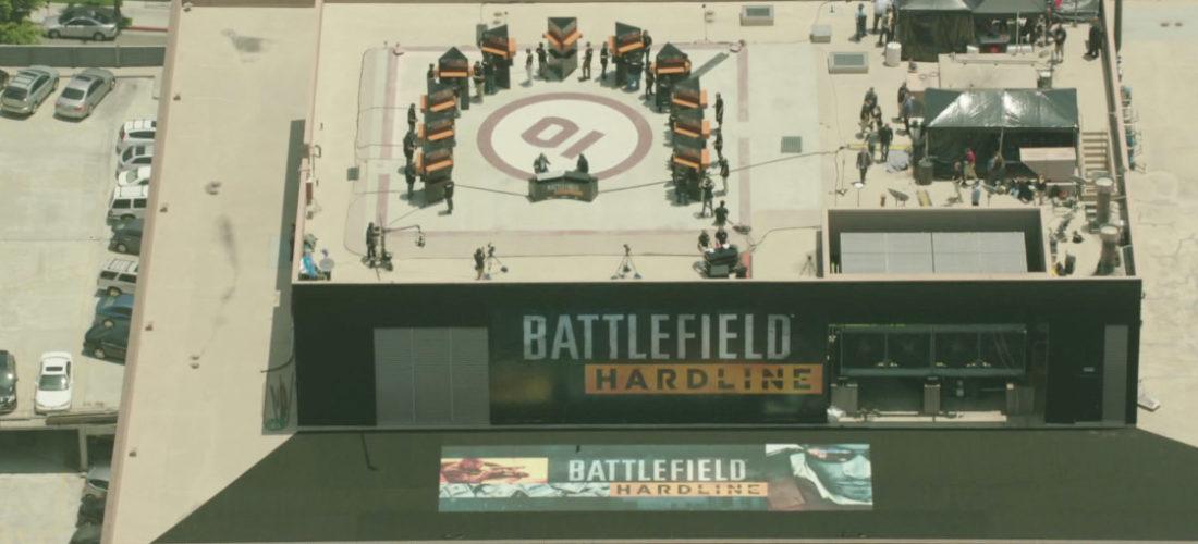 EA Battlefield Hardline prelaunch live stream @ E3 2014