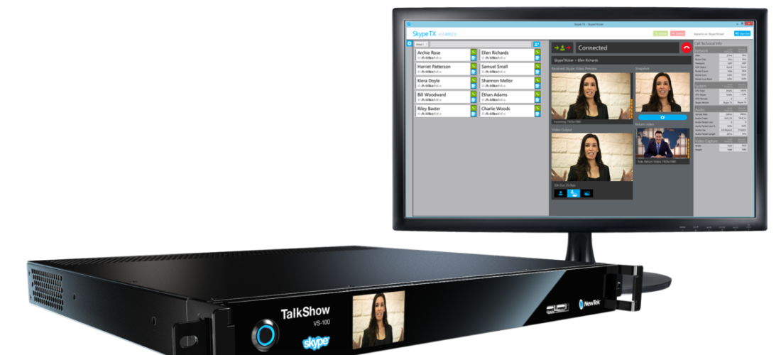 Pro Skype Stream Integration