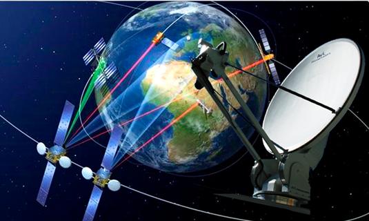 Satellite live streaming