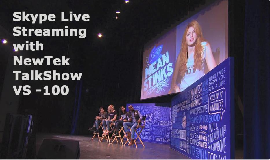 Skype TalkShow
