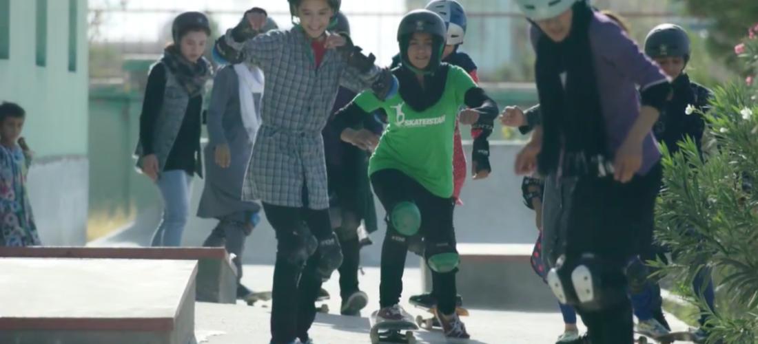 Skateistan Live Stream Event