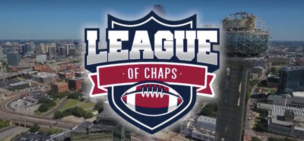 League of Chaps Logo