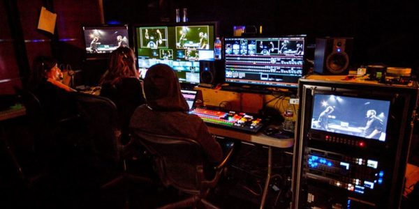 remote multi-source video mixing